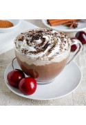 Organic Cherry Hot Chocolate Mix (Non Dairy)