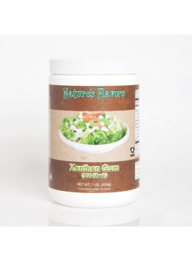 Xanthan Gum (200 Mesh, Food Grade, Kosher, Vegan, and Gluten Free)