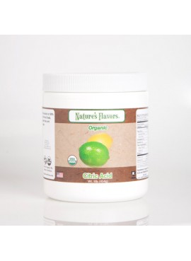 Organic Citric Acid Powder