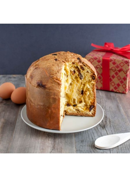 Panettone Flavor Emulsion for High Heat Applications