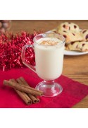 Organic Eggnog Flavor Extract Without Diacetyl
