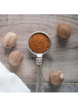 Nutmeg Flavor Powder (Natural, Kosher, Vegan, Gluten Free)