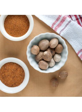Nutmeg Flavor Extract Without Diacetyl