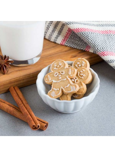 Organic Gingerbread Flavor Concentrate Without Diacetyl