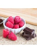 Organic Sugar Free Chocolate Raspberry Flavor Powder
