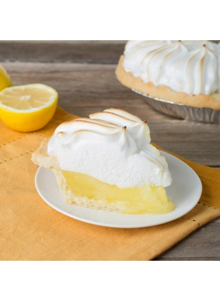 Lemon Meringue Flavor Extract Without Diacetyl, Organic