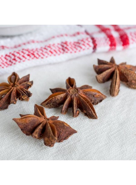 Star Anise Flavor Extract Without Diacetyl, Organic