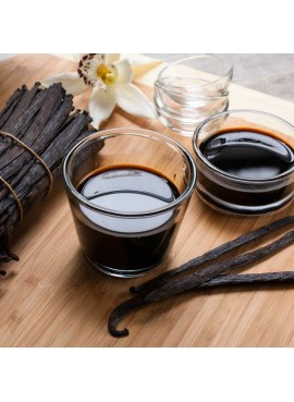 Vanilla ( with coconut notes) Fragrance Oil (Vegan, Oil Soluble)