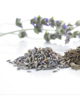 Organic English Lavender Fragrance Oil (Alcohol Soluble)