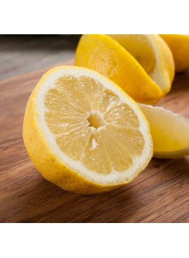 Organic Lemon Fragrance Oil (Alcohol Soluble)