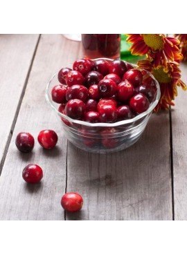 Cranberry Fragrance Oil (Alcohol Soluble)
