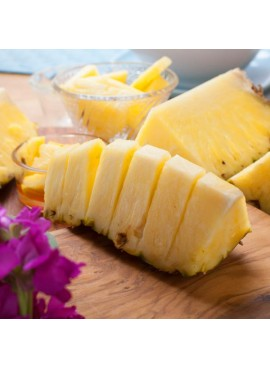 Organic Pineapple Breeze Fragrance Emulsion (Water Soluble)