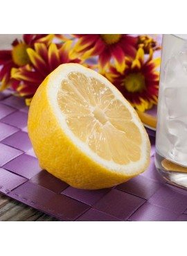 Lemon Sugar Fragrance Emulsion (Water Soluble)