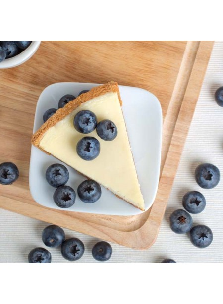 Blueberry Cheesecake Flavor Oil For Chocolate (Organic, Kosher, Vegan, Gluten-Free, Oil Soluble)