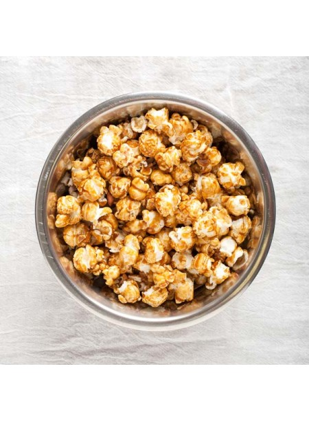 Caramel Corn Flavor Oil for Chocolate (Organic, Kosher, Vegan, Gluten Free)