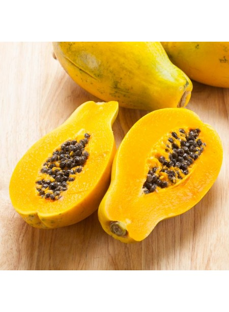 Papaya Flavor Oil For Chocolate (Organic, Kosher, Vegan, Gluten-Free, Oil Soluble)