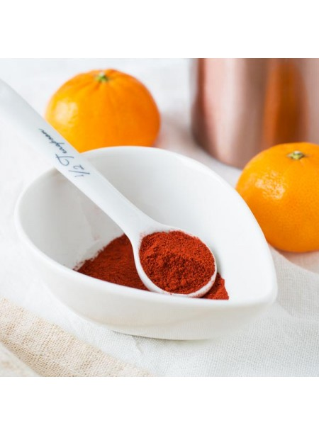 Organic Orange Food Coloring (Oil Soluble)
