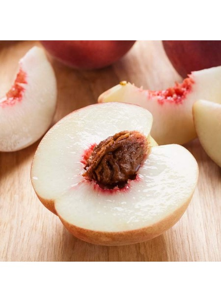 Organic Peaches and Cream Coffee and Tea Flavoring