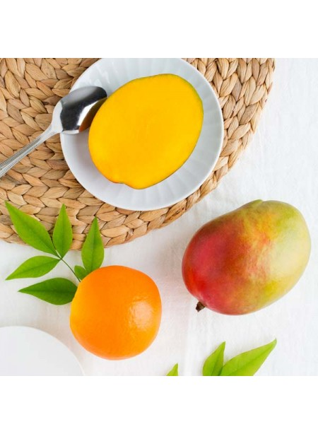 Orange Mango Flavor Extract Without Diacetyl, Organic
