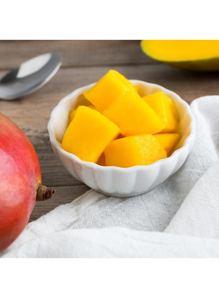 Organic Mango Flavor Concentrate For Frozen Yogurt