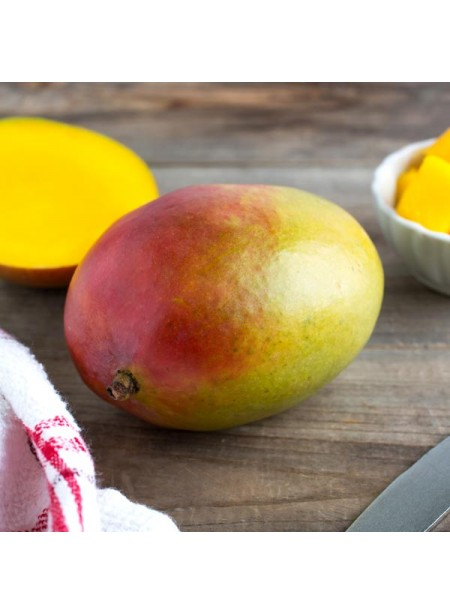 Mango Flavor Emulsion for High Heat Applications