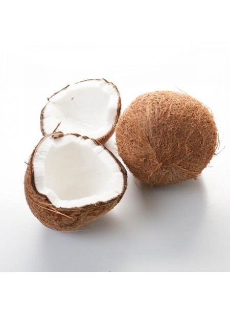 Organic Virgin Coconut Oil (Cold Pressed, Low Heat Treated)