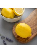 Organic Lemon Flavor Concentrate Without Diacetyl (Top Notes)