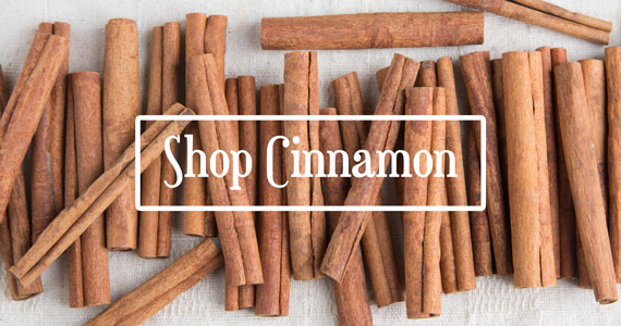 Take a look at our Cinnamon Flavors