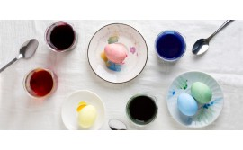 Dyeing Easter Eggs the Natural and Organic Way